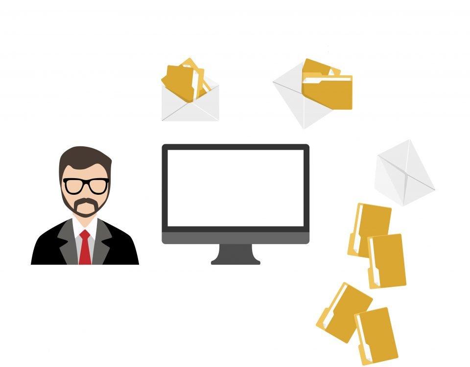 Datenverlust beim Versand grosser Anhänge mit E-Mail